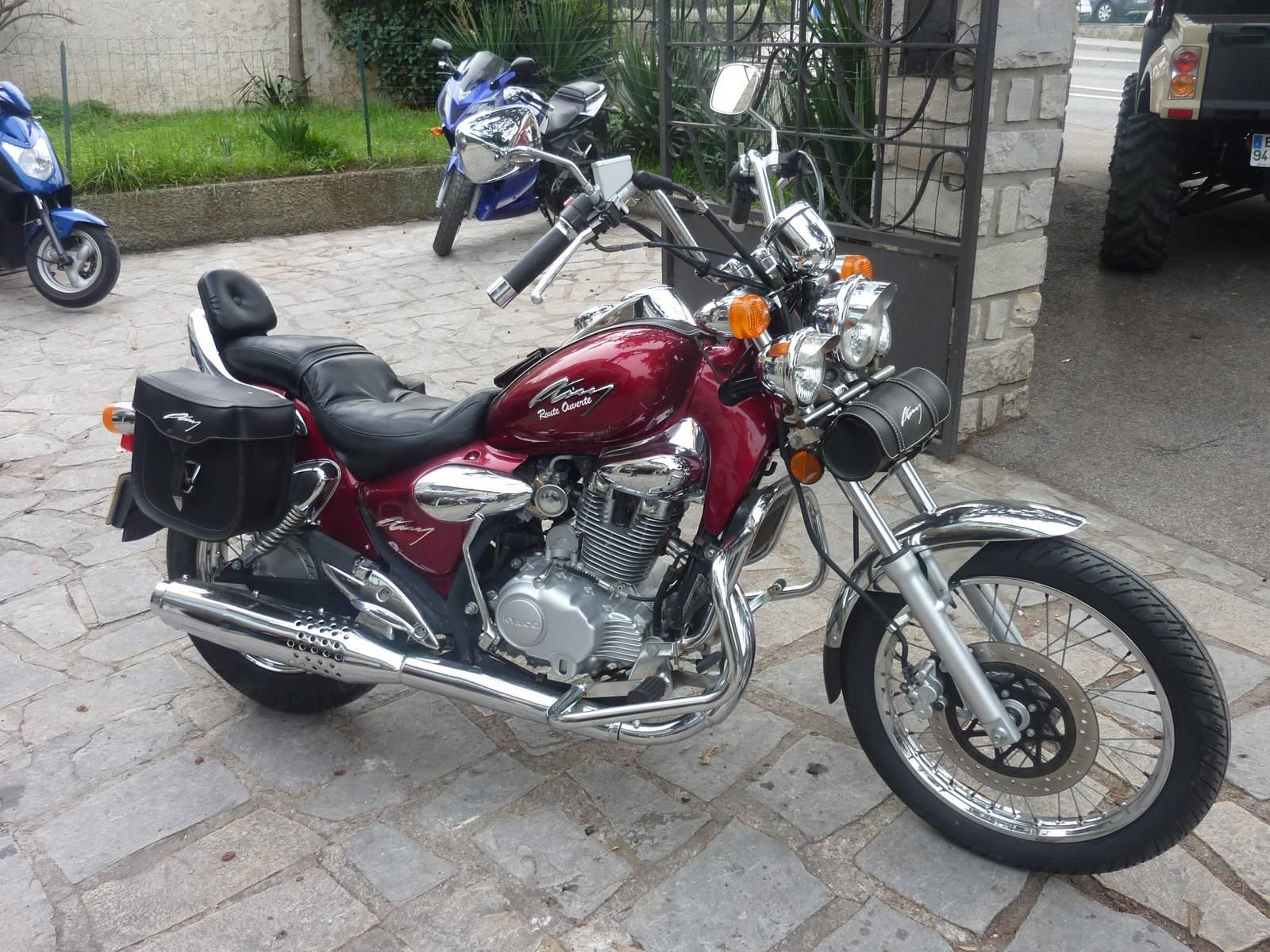 motos zing 125 cm3 kymco 1700 kms azur motos. Black Bedroom Furniture Sets. Home Design Ideas