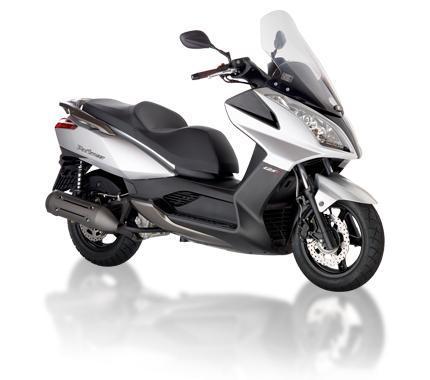 scooter kymco dink street 125 i azur motos. Black Bedroom Furniture Sets. Home Design Ideas