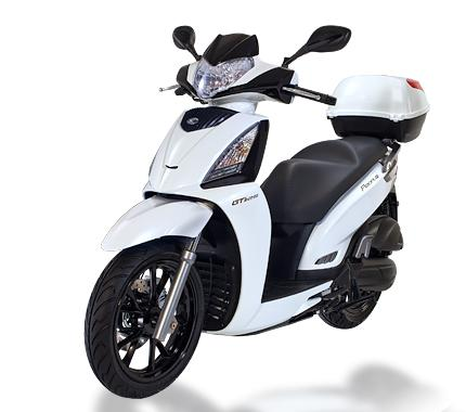 scooter kymco people 125 gt injection concessionnaire kymco sur toulon azur motos. Black Bedroom Furniture Sets. Home Design Ideas