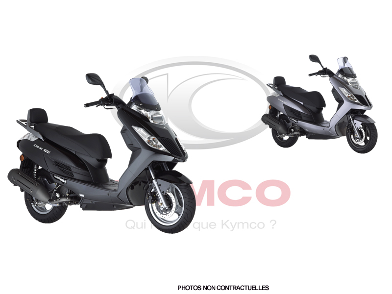 scooter neuf kymco dink 125 cm3 concessionnaire kymco sur toulon azur motos. Black Bedroom Furniture Sets. Home Design Ideas