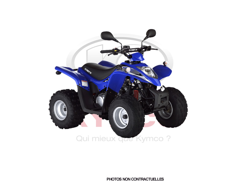quad kymco maxxer 50 2t homologue concessionnaire kymco. Black Bedroom Furniture Sets. Home Design Ideas