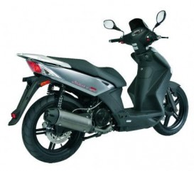 Scooter kymco agility city 125
